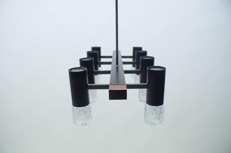 Amazing Mid-Century Modern Pendant Lamp or Hanging Light, 1960s For Sale 3