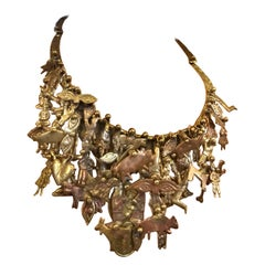 "Amazing ""Milagros"" Necklace by Pal Kepenyes"
