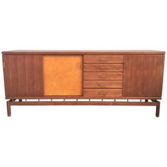 Amazing Sideboard by Ilmari Tapiovaara for La Permanente Mobili Cantù