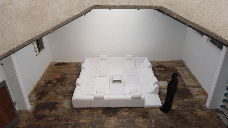 Amazing Space Age 'Pool' Modular Sofa, Luigi Colani for Rosenthal Germany, 1970 For Sale 1