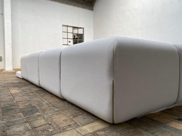Amazing Space Age 'Pool' Modular Sofa, Luigi Colani for Rosenthal Germany, 1970 For Sale 11