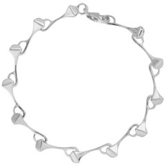 Amazon Small Chain Bracelet Sterling Silver
