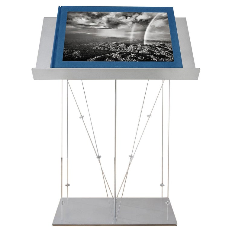 Amazônia, SUMO, Limited Edition Signed Book & Exclusive Renzo Piano Bookstand For Sale