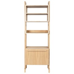 Amazzonia 60 Small Oak Modular Bookcase