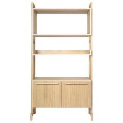 Amazzonia 90 Medium Oak Modular Bookcase