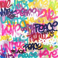 Peace, Love, and Unity Now and Forever