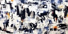 City of Dreams - Large Scale Original Artwork on Canvas