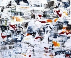 Tribeca - Large Abstract Painting