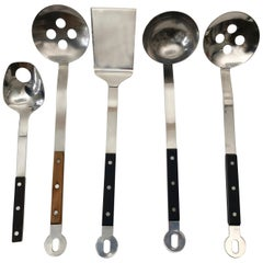Amboss Austria Kitchen Utensil Set, Designed by Janos Meglk