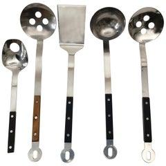 Amboss Austria Kitchen Utensil Set, Designed by Janos Meglk