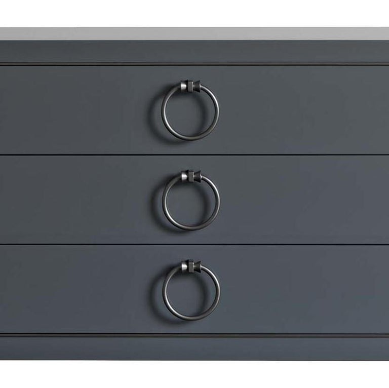 Italian Ambra Chest of Drawers For Sale