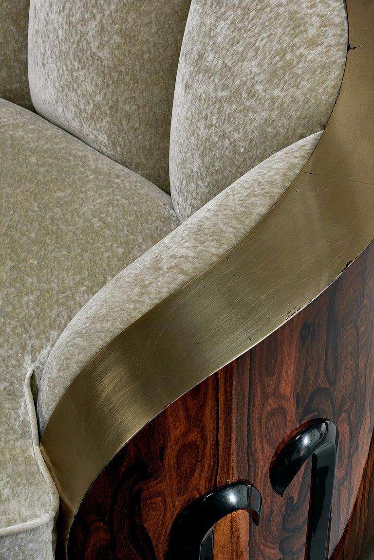 Contemporary 'Ameba' Limited Edition Sofa from Egli Design For Sale