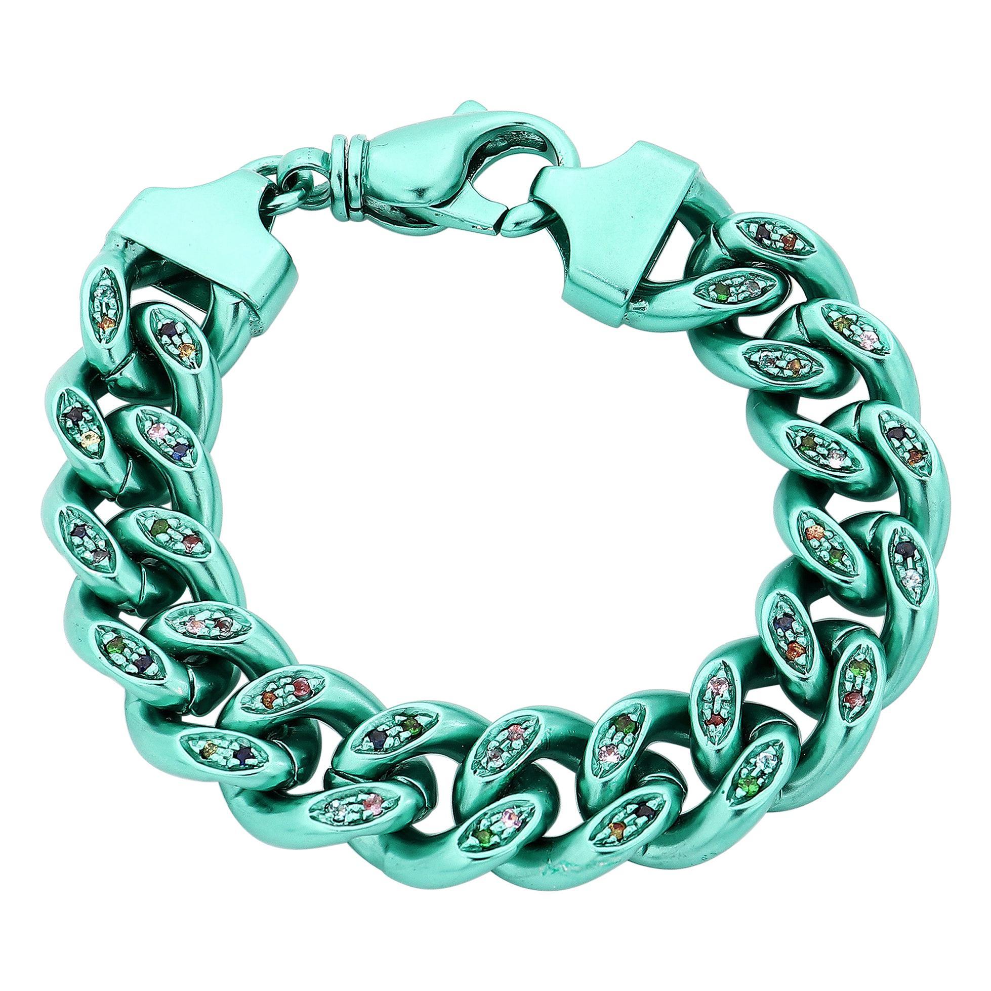 Amedeo Multi-Stone Bracelet