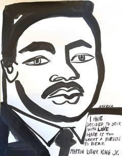 Martin Luther King Jr No. 2, America Martin- portion of sale to ACLU/NAACP