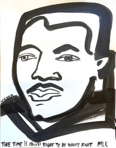 Martin Luther King Jr No. 3, America Martin- portion of sale to ACLU/NAACP