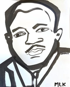 Martin Luther King Jr No. 4, America Martin- portion of sale to ACLU/NAACP
