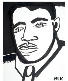 Martin Luther King Jr No. 8, America Martin- portion of sale to ACLU/NAACP