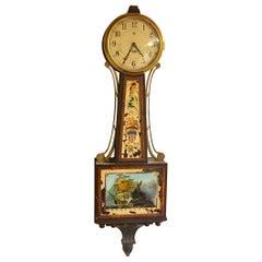 American 110Volts Electric Banjo Clock