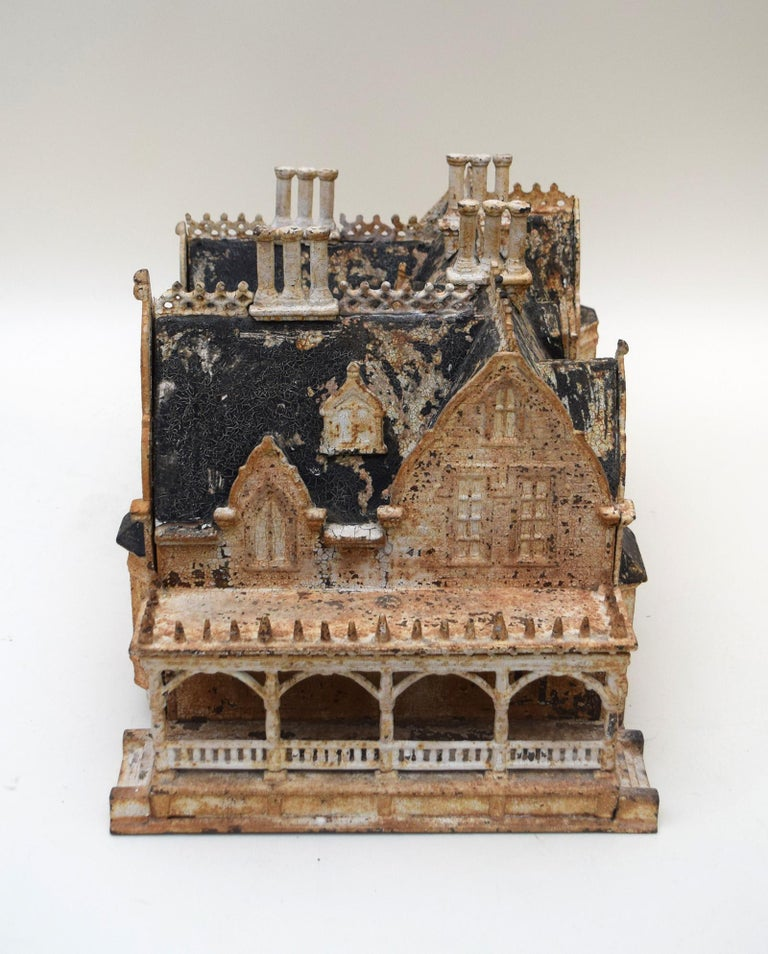 American 19th Century Neo-Gothic Birdhouse In Good Condition In New York, NY