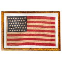 American 45 Star Flag