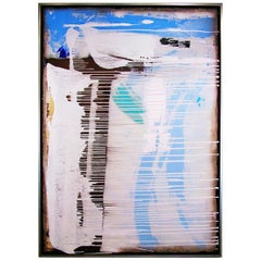 American Abstract Expressionist Painting, Acrylic on Canvas, DiMarc