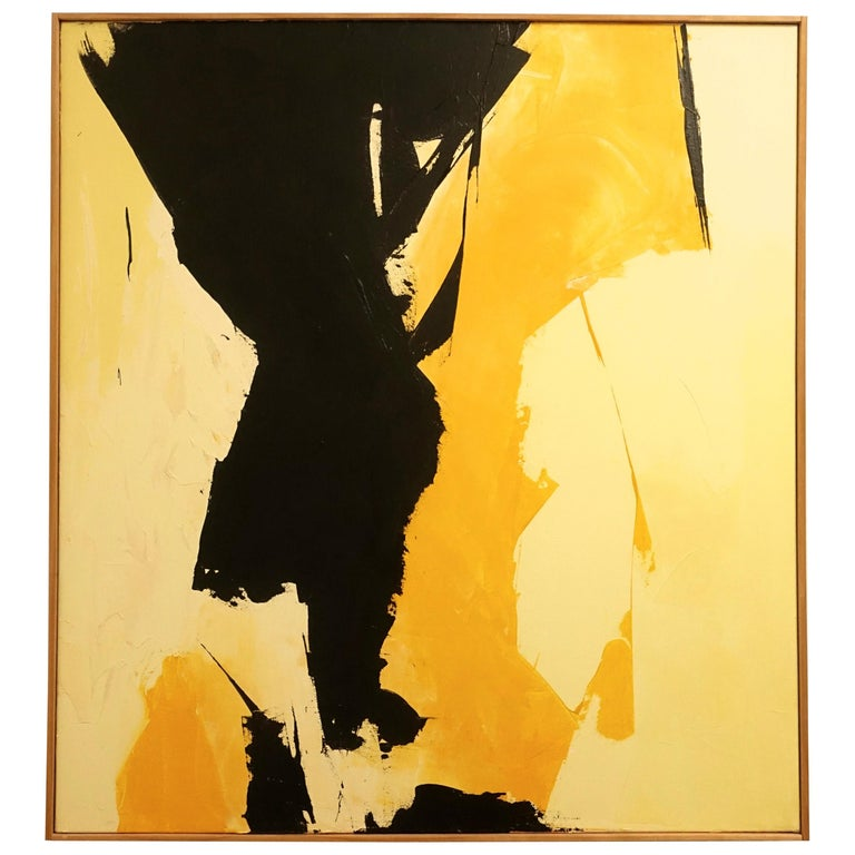 American Abstract Expressionist Painting For Sale