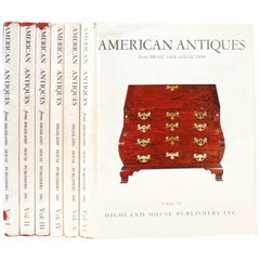"""American Antiques From Israel Sack Collection,"" Six Volume Set"