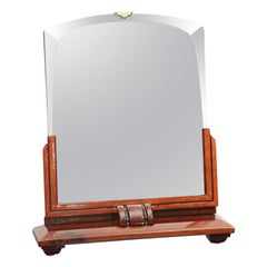 American Art Deco Mirror