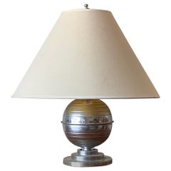 American Art Deco Table Lamp