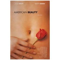 """American Beauty"", 1999 U.S. One Sheet Film Poster"