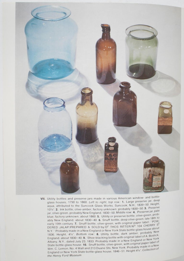American Bottles & Flasks and Their Ancestry, 1st Edition For Sale 5