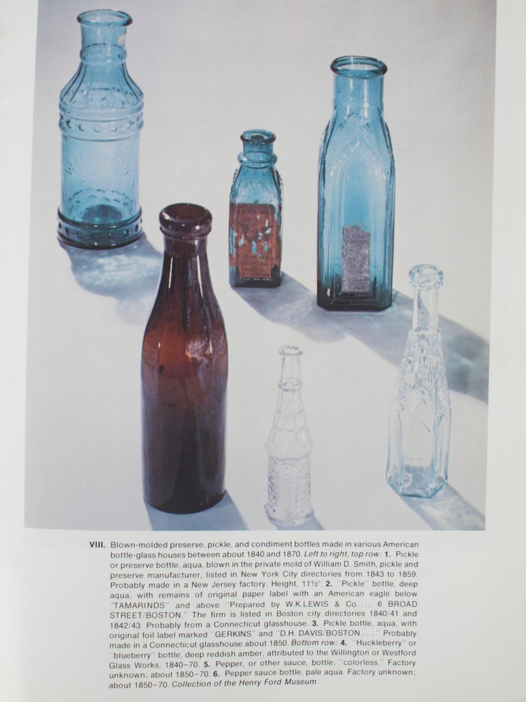 American Bottles & Flasks and Their Ancestry, 1st Edition For Sale 6