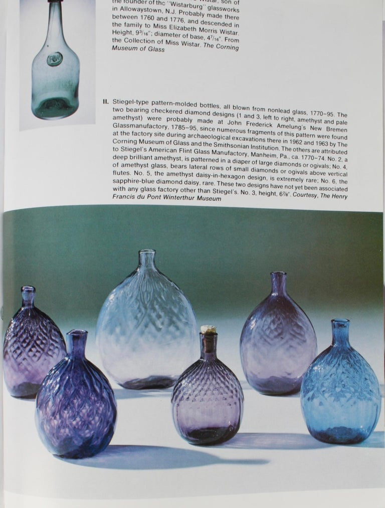American Bottles & Flasks and Their Ancestry, 1st Edition For Sale 7
