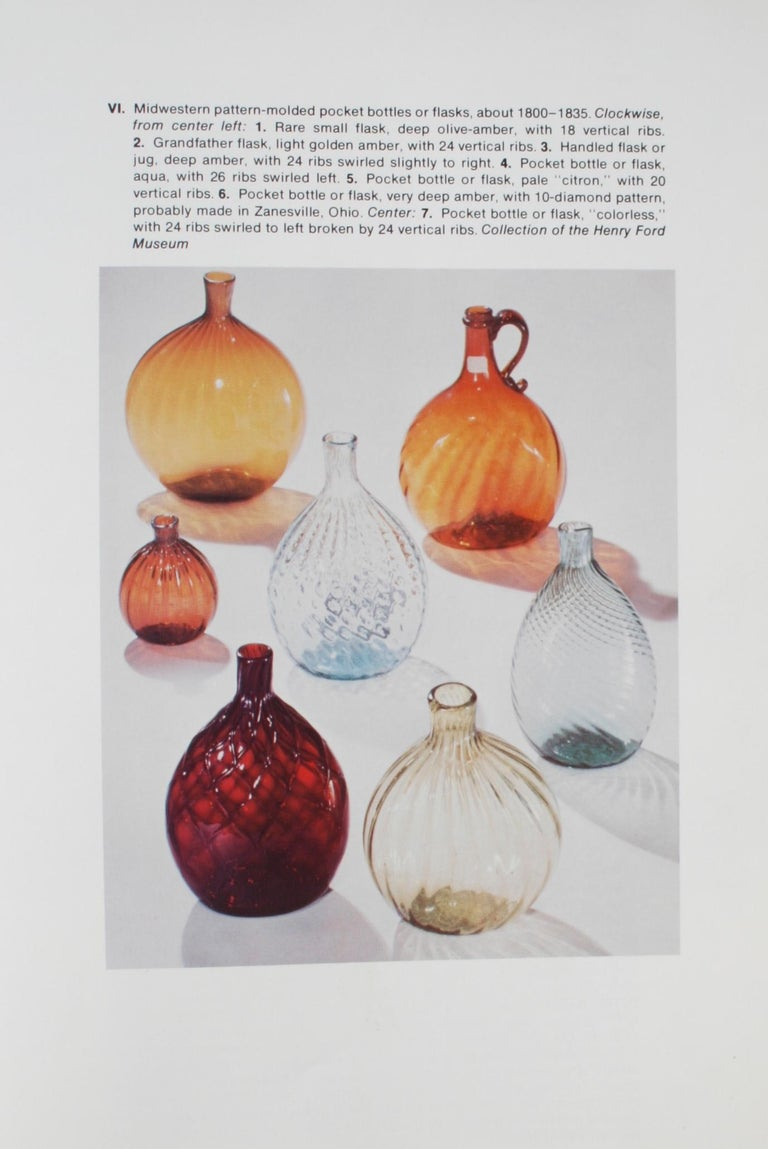 American Bottles & Flasks and Their Ancestry, 1st Edition For Sale 8
