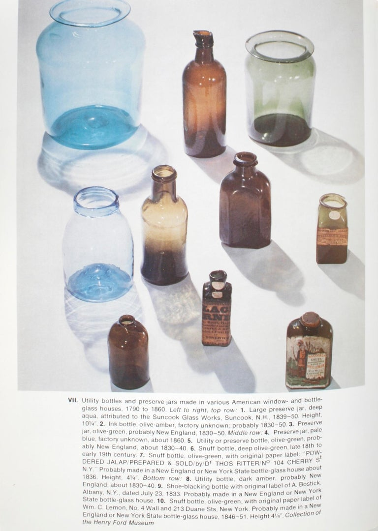 American Bottles & Flasks and Their Ancestry, 1st Edition For Sale 9