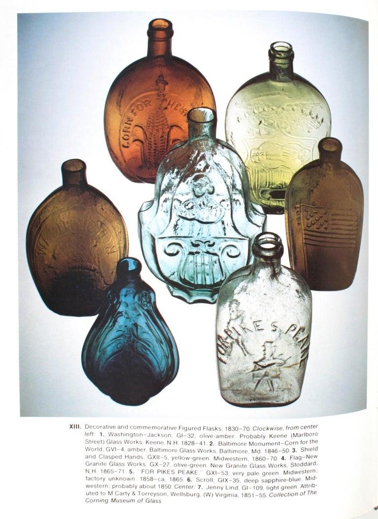 American Bottles & Flasks and Their Ancestry, 1st Edition For Sale 12
