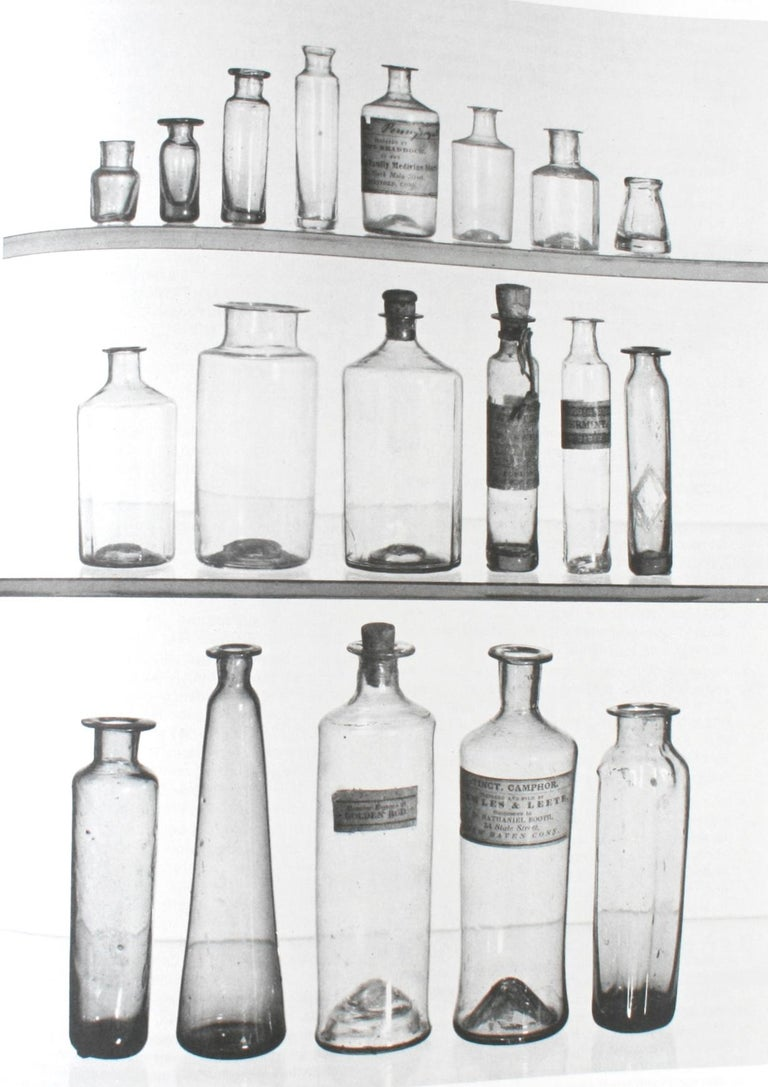 Late 20th Century American Bottles & Flasks and Their Ancestry, 1st Edition For Sale