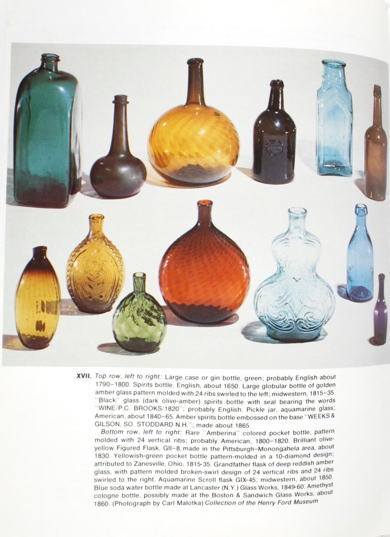 Paper American Bottles & Flasks and Their Ancestry, 1st Edition For Sale