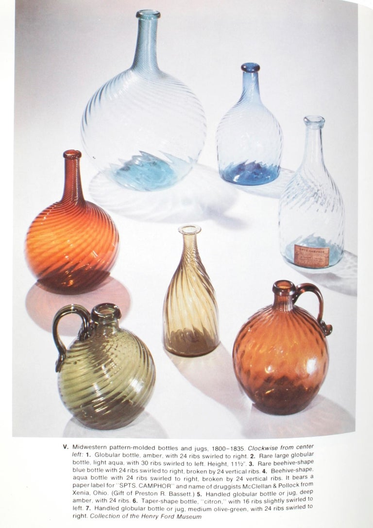 American Bottles & Flasks and Their Ancestry, 1st Edition For Sale 1