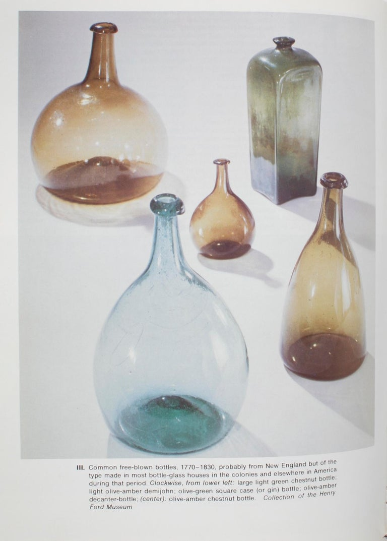 American Bottles & Flasks and Their Ancestry, 1st Edition For Sale 2