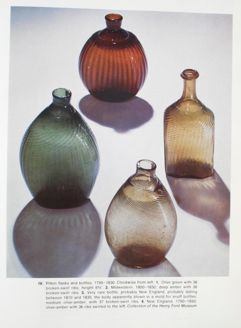 American Bottles & Flasks and Their Ancestry, 1st Edition For Sale 3