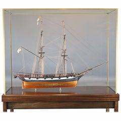 """American Brig of War """"Nautilus"""""""