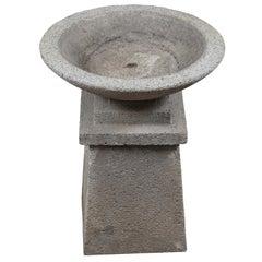 American Cast Concrete Garden Planter