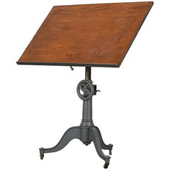American Cast Iron Drafting Table