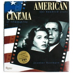 American Cinema, One Hundred Years of Filmmaking by Jeanie Basinger, 1st Edition