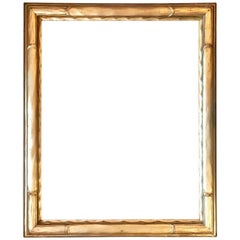 American Classic Taos School Arts & Crafts Period Frame, 1920