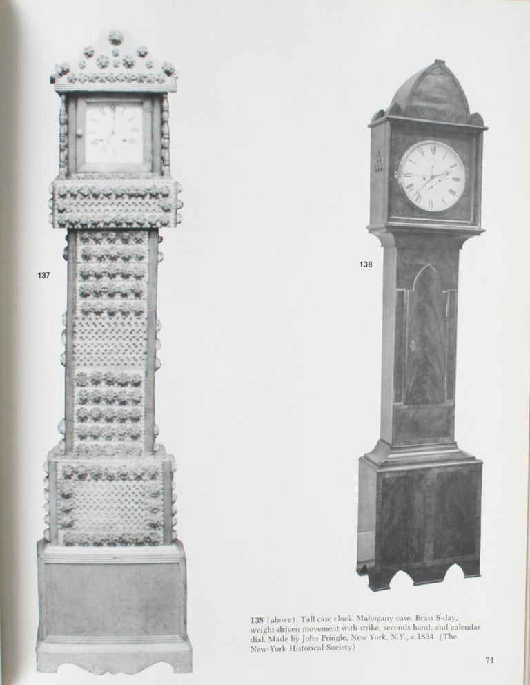 American Clock, a Comprehensive Pictorial Survey, First Edition For Sale 6