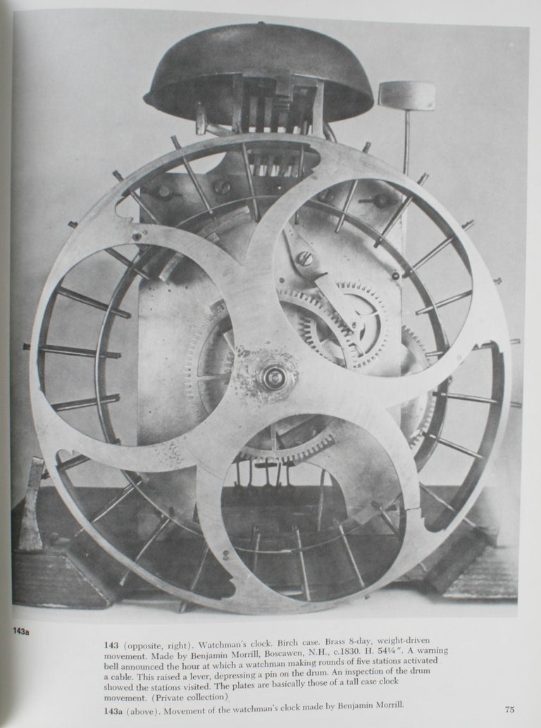 American Clock, a Comprehensive Pictorial Survey, First Edition For Sale 7