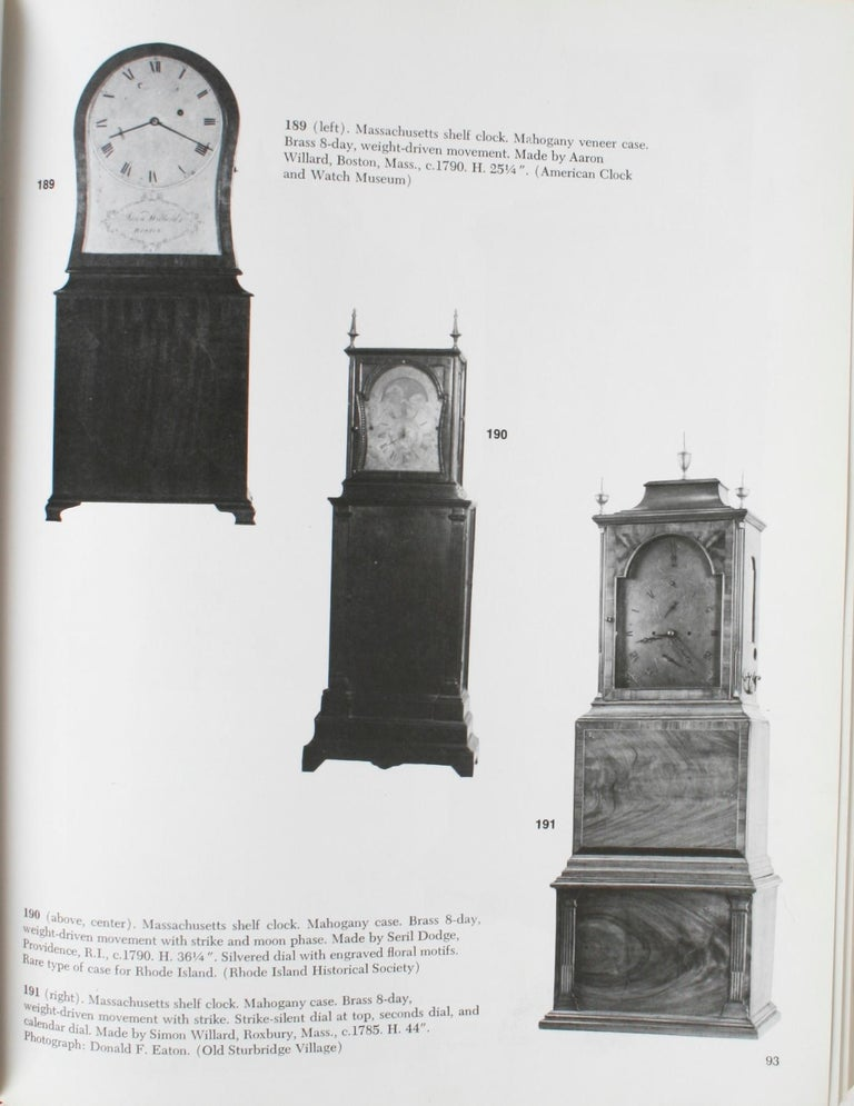 American Clock, a Comprehensive Pictorial Survey, First Edition For Sale 8