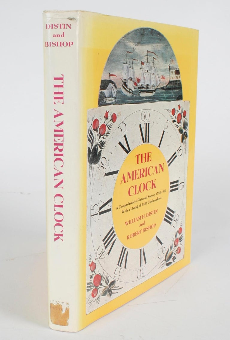 American Clock, a Comprehensive Pictorial Survey, First Edition For Sale 14